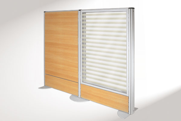 office partitions & dividers, low, office screens